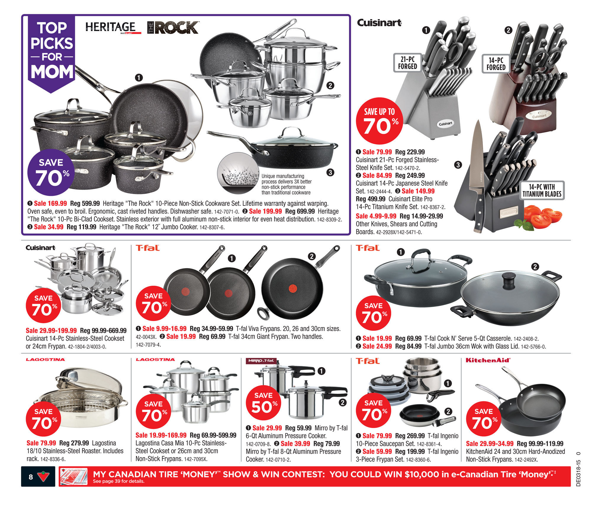 canadian tire weekly flyer weekly flyer may 1 7
