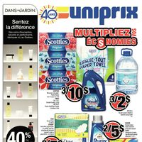 Uniprix - Weekly - Multiply Your Savings Flyer