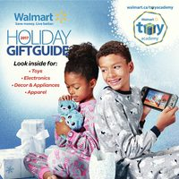 Walmart - 2017 Holiday Gift Guide Flyer