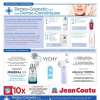 Jean Coutu - Special Booklet - Dermo-Cosmetic Care Flyer