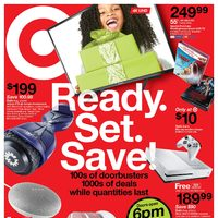 - Target US - Black Friday Sale Flyer