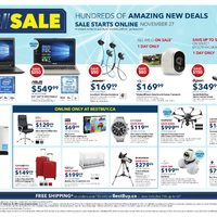 Best Buy - Cyber Monday Sale Flyer
