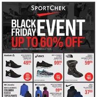 ae4417810 Sport Chek Black Friday 2017 Event: The North Face Gotham III Jacket ...