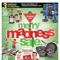 - Weekly - Merry Madness Sale Flyer