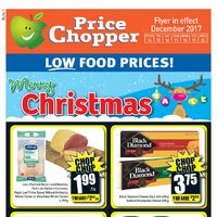 Price Chopper - Weekly Specials - Merry Christmas Flyer