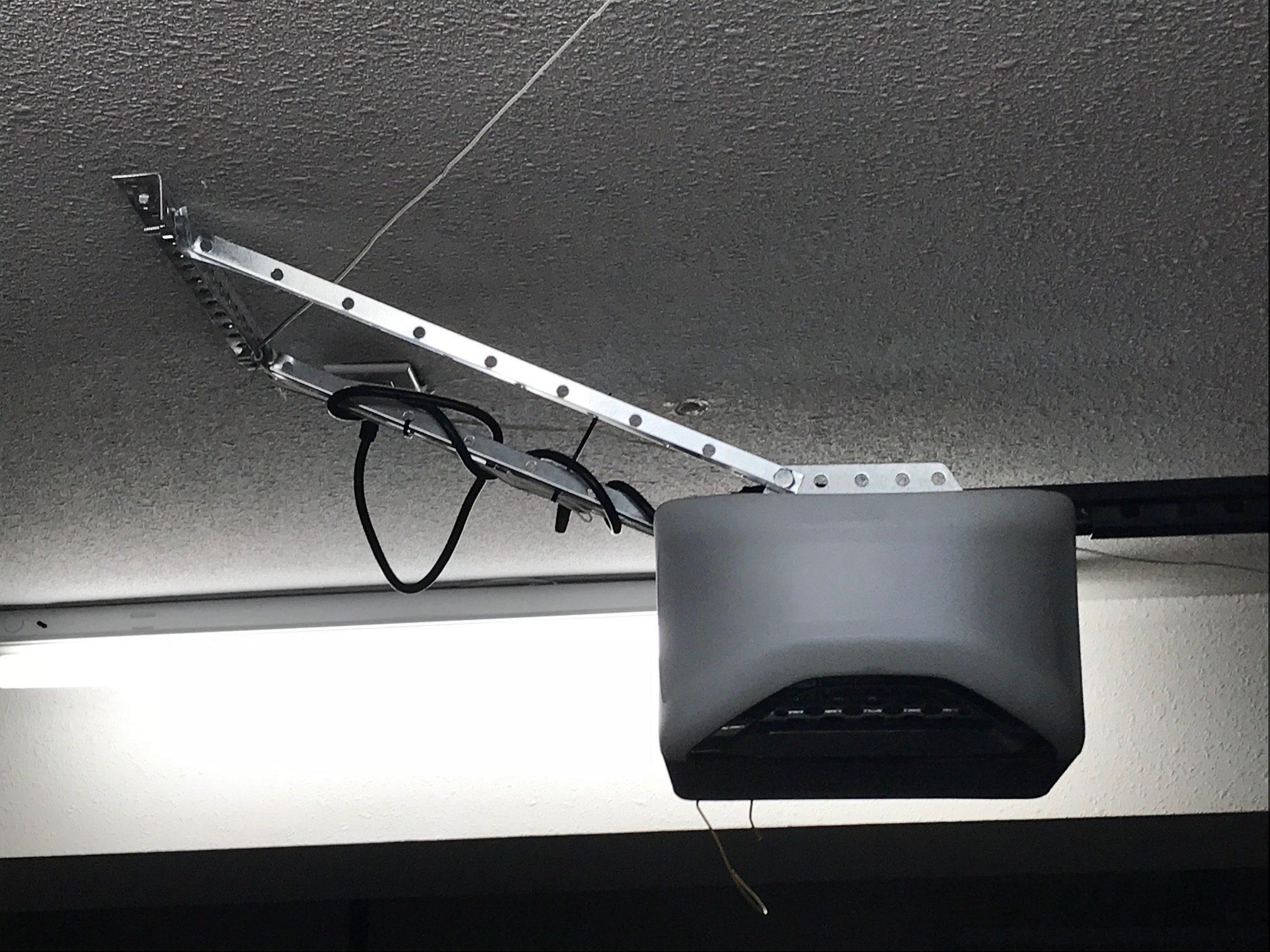 Is This Safe Home Depot Garage Door Opener Installation Redflagdeals Com Forums