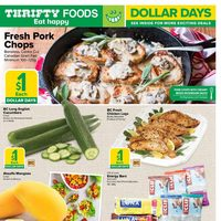 Thrifty Foods - Weekly Specials - Dollar Days Flyer