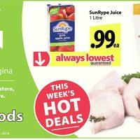 Save On Foods - Acre 21 - Weekly Specials Flyer