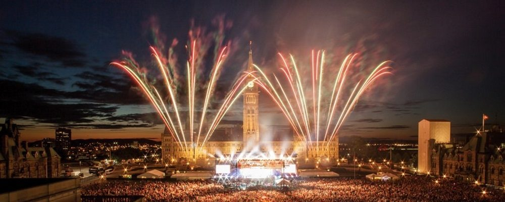 Free Events to Celebrate Canada Day 2018