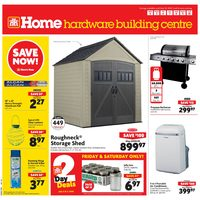 - Building Centre - Save Now! Flyer
