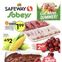 Safeway - Weekly Specials - Get More Summer! Flyer