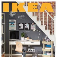 IKEA - Back To School Event Flyer