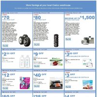 Costco In Store Coupons 50 Off Vizio Sound Bar 40 Off Foodsaver