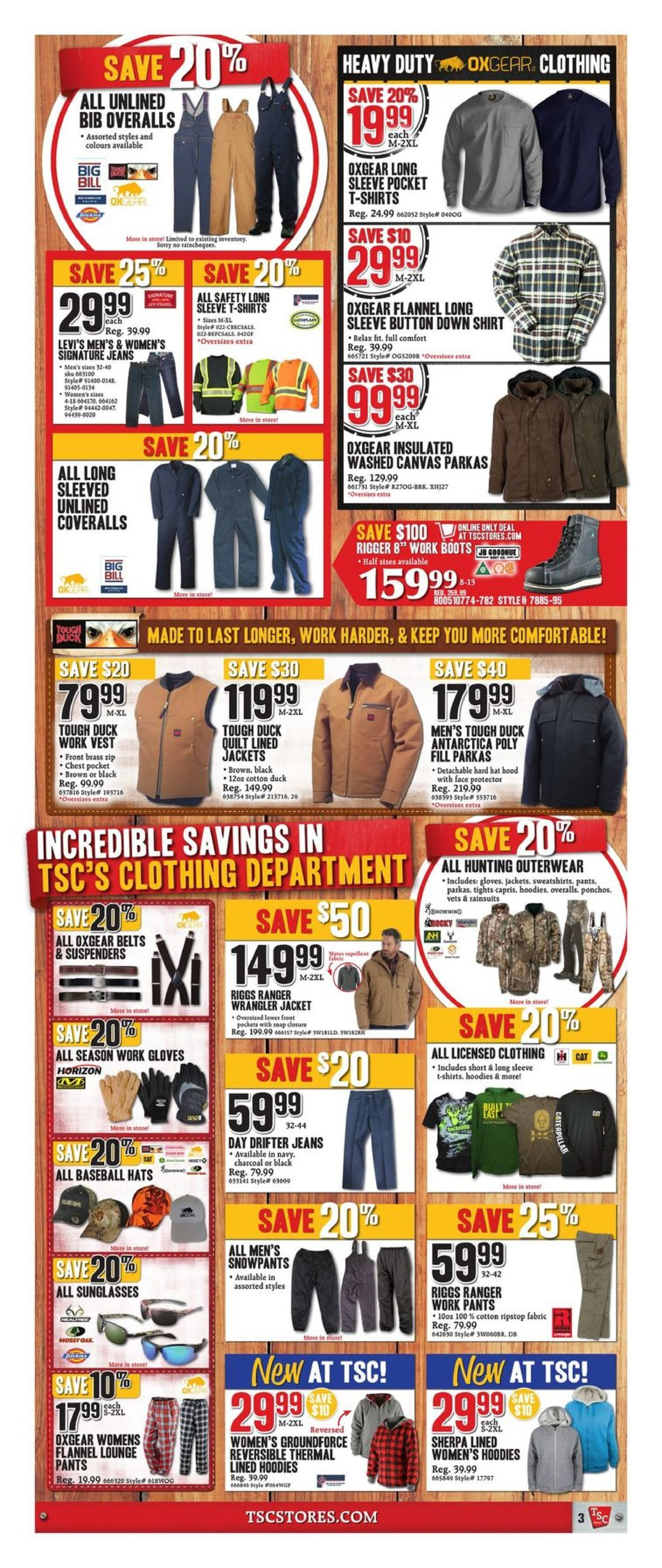 8780c0b97fceb TSC Stores Weekly Flyer - Weekly - Stop In For Holiday Savings! - Dec 7 –  12 - RedFlagDeals.com