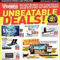 - Weekly - Unbeatable Deals! Flyer