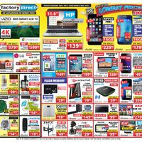 Factory Direct - Weekly - Lowest Prices Ever! Flyer