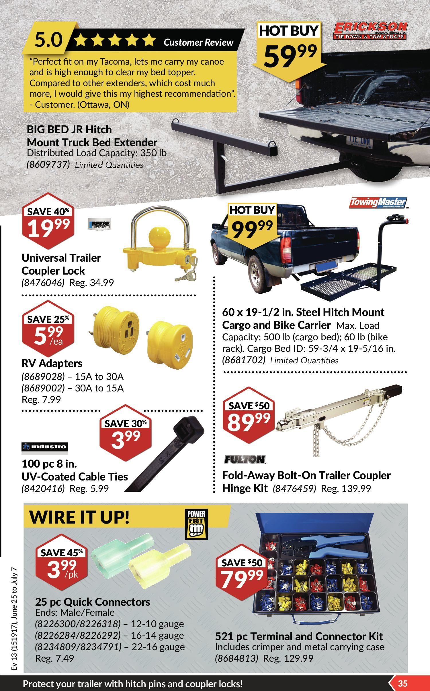 Princess Auto Weekly Flyer - Canada Day Sale - Jun 25 – Jul