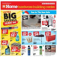 Home Hardware - Building Centre - Fun In The Sun Sale Flyer