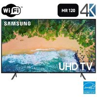 Samsung 43 - Inch Samsung LED 4K Smart TV, KEF Wireless Speakers Integrated Amplifier, Bluetooth Headset And Compact Refrigerator, Audio Technica Turning Table Automatic USB