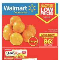 Walmart Flyer - Mississauga, ON - RedFlagDeals com
