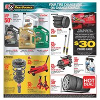 - Your Tire Change & Oil Change Source! Flyer