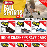 - Fall Sports For Less Flyer