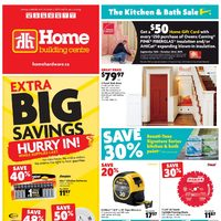- Building Centre - The Kitchen & Bath Sale Flyer