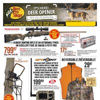 Bass Pro Shops - Deer Opener Flyer