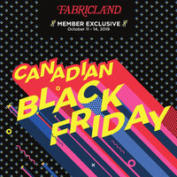 - Member Exclusive - Canadian Black Friday Flyer