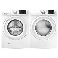 Samsung High Efficiency Front Load Laundry Team
