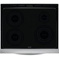 "Frigidaire Gallery 30"" 5.4 Cu.Ft. Induction Range (Smudge-Proof Stainless Steel)"