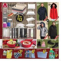 Hart Stores - Weekly Deals Flyer