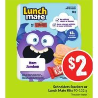 Schneiders Stackers Or Lunch Mate Kits