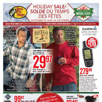 Bass Pro Shops - Holiday Sale Flyer