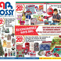Rossy - Weekly - Save Big On All Your Last Minute Shopping Flyer