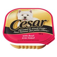 Cesar Singles Dog Food