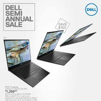 Dell - Dell Semi Annual Sale Flyer