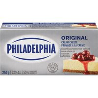 Philadelphia Cream Cheese Product, Dips or Frosting