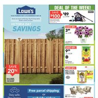 - Weekly - Victoria Day Savings Flyer