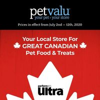 Pet Valu - 10 Days of Savings Flyer