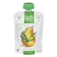 Love Child Or Gerber Organic Baby Food Pouches