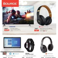 The Source - Weekly Deals Flyer