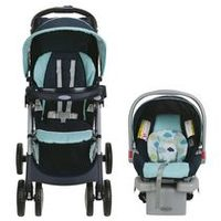 Graco Comfy Cruiser Travel System With Snugride 30 Infant Car Seat