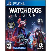 Xbox One/PS4  One Watch Dogs Legion