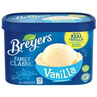 Breyers Classic Frozen Dessert or Klondike or Chapman's Canadian Collections