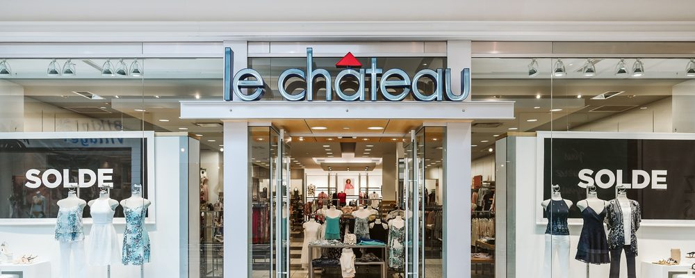 Le Château is Closing All Stores in Canada