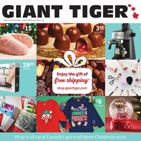Giant Tiger - Look Book Flyer