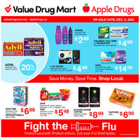 Apple Drugs - Weekly Deals Flyer