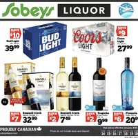 Sobeys - Liquor - Cheers To 2021! Flyer