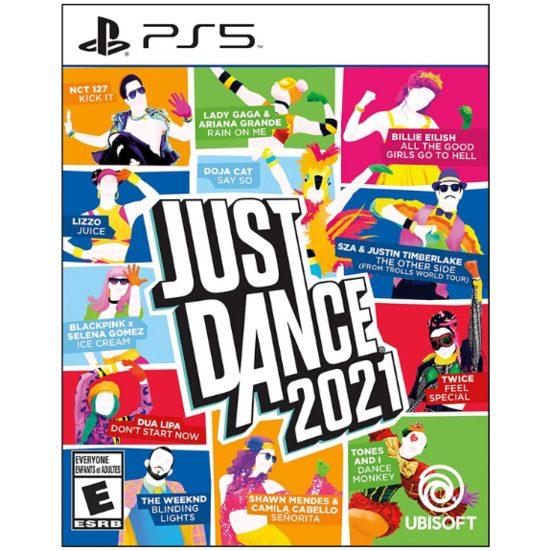 2. Runner Up: Just Dance 2021